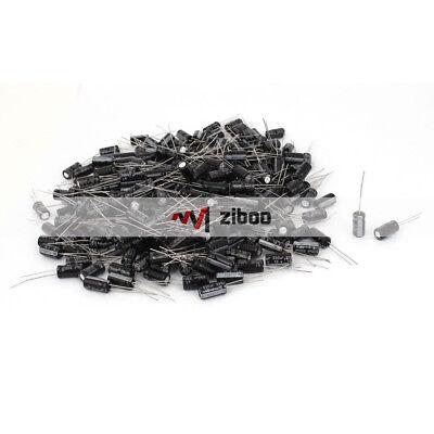 1000pcs 12x 6mm Aluminum Radial Lead Electrolytic Capacitors 330uf 16volt 105ck