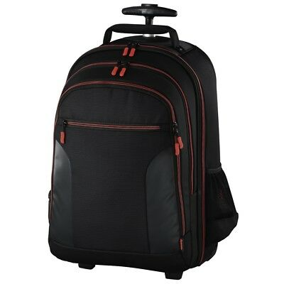 Hama Rolling Camera and Laptop Bag Miami 200 Trolley Backpack Rucksack ()