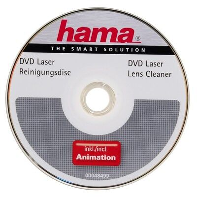 Hama Laser Lens Cleaner Cleaning Kit for PS3 XBOX 360 Blu-Ray DVD Player CD DISC