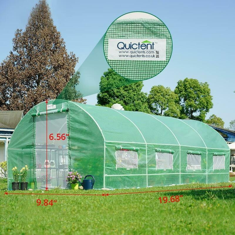 Quictent Wark In Greenhouse 20