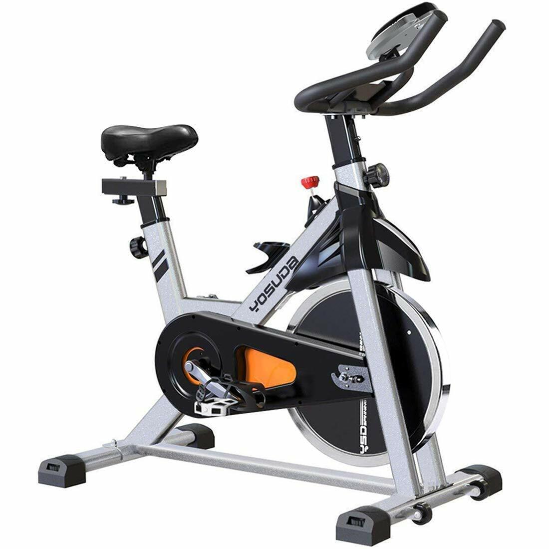 YOSUDA Cycling Exercise Bike Stationary Fitness Cardio Indoo