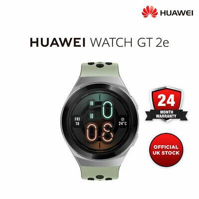 "Official HUAWEI WATCH GT 2e Smartwatch 1.39"" AMOLED HD Touchscreen - Mint Green"