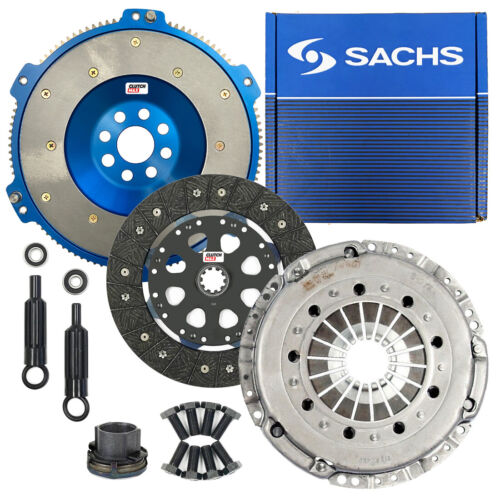 SACHS STAGE 1 PERFORMANCE CLUTCH KIT+ALUMINUM FLYWHEEL BMW M3 Z3 M COUPE S50 S52