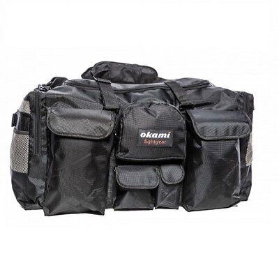 Okami Fightgear Martial Arts Training Bag 2.0 Sporttasche Trainingstasche groß