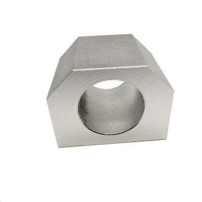 Aluminium Alloy Ballscrew Nut Housing Bracker Holder Fit For Sfu2005 2010 Ball