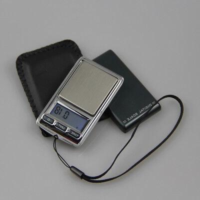 0.1g-500g Gram Mini Digital Lcd Balance Gewicht Tasche Schmuck Diamant Scale