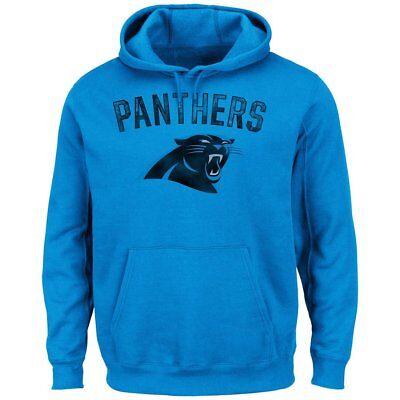 NFL Football CAROLINA PANTHERS Hoody Hoodie Kaputzenpullover KickReturn sweater  (Nfl Panthers Hoodie)