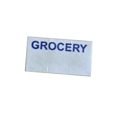 1110 Grocery Labels For Monarch 1110 Price Gun Case15 Sleeves With Ink Rollers