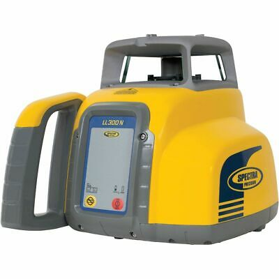 Spectra Precision Ll300n-8 Self Leveling Laser Level With Hr320 Receiver