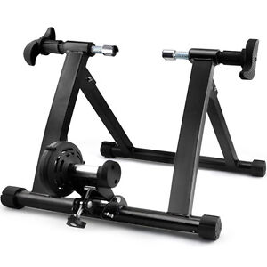 Bicycle-Turbo-Cycle-Trainer-Magnetic-Variable-Resistance-Indoor-Bike-Exercise-UK