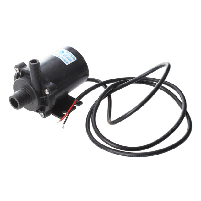 Submersible Water Pump for Fountain Pond Brushless 24V 540LPH W1