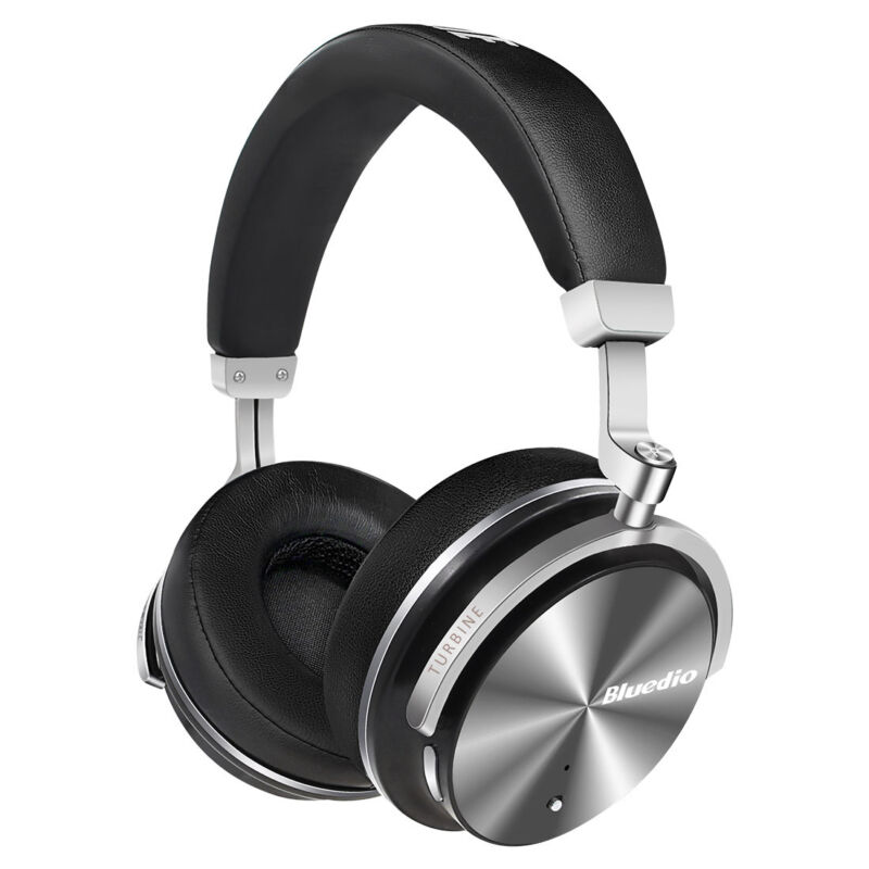 Bluedio T4S Active Noise Cancelling Wireless Bluetooth 4.2 Headphones Headset