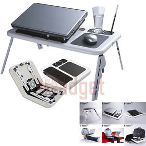 E table mesa soporte refrigeraci n para ordenador port til - Soporte tablet cama ...