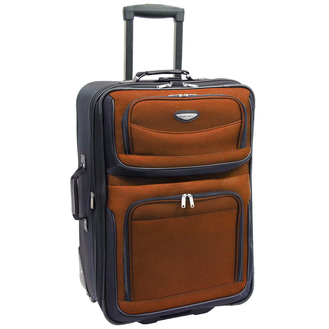 Traveler's Choice AMSTERDAM Travel/Luggage Case  for Travel