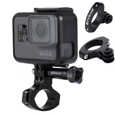 Bike Bicycle Handlebar Mount Clamp for GoPro HERO 6 5/4/3/2/1 Cameras 31.8mm