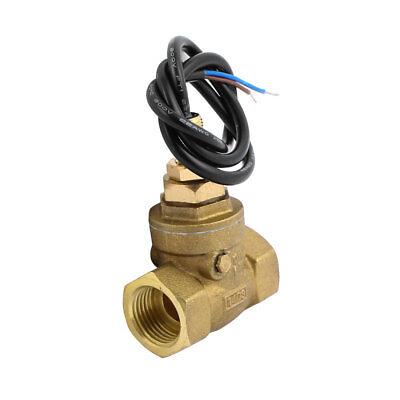 G12 Female Thread Fluid Water Flow Sensor Switch 5-15lmin