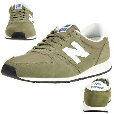 Balance Schuh (New Balance U420 GRB Classic Sneaker Herren Schuhe grün)