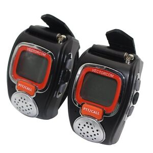 Portable Digital Wrist Watch Walkie Talkie Children Two-Way Radio