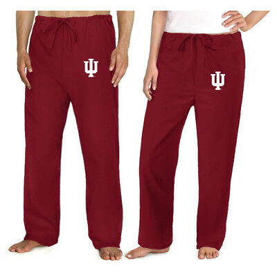 Scrubs Bottoms Pants (Indiana University Scrubs Bottoms Pants BEST UNIQUE IU Logo GIFTS for HIM HER)