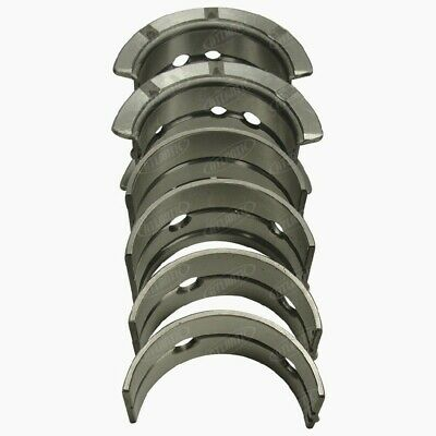 Main Bearing .020 Fits Massey Ferguson 135 202 Gas 202 204 35 50 F40 To35