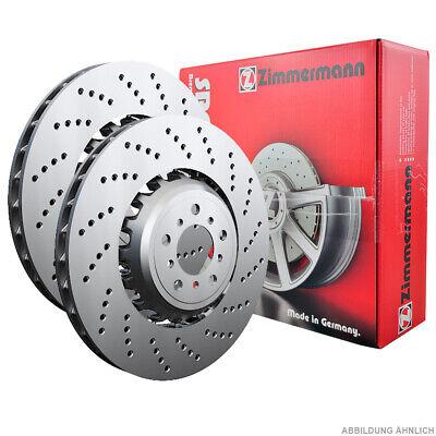 Zimmermann FORMULA Z Bremsscheiben Satz AUDI A4 RS4 Avant (B5) 380 PS 1LJ vorne online kaufen
