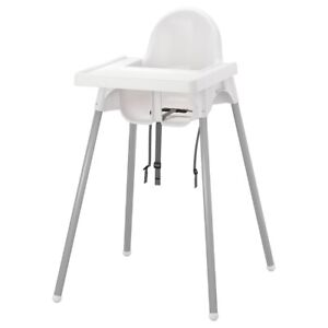 IKEA high chair and insert