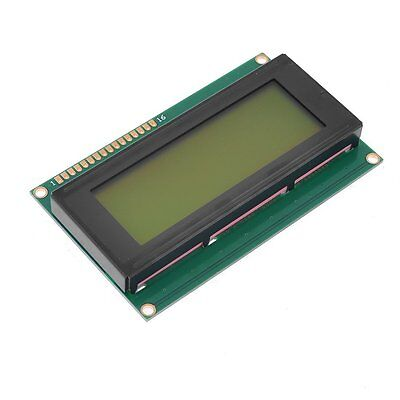5pcs New 2004 20x4 Character Lcd Display Module Yellow Blacklight