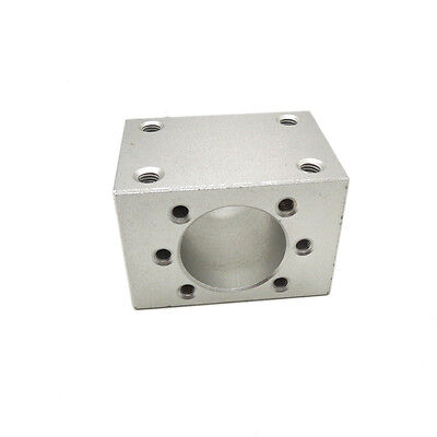 Ballscrew Nut Housing Mounting Bracket Fit For Sfu1204 24mm Ball Screw Cnc Parts