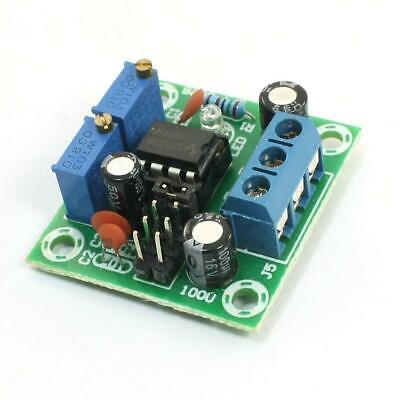 Uxcell A13100900ux0307 Square Wave Signal Generator Ne555 Pulse Module W Led