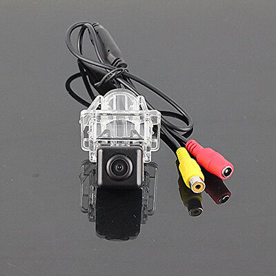 Hd Ccd Rear View Night Vision Backup Camera System For Mercedes Benz E C Class
