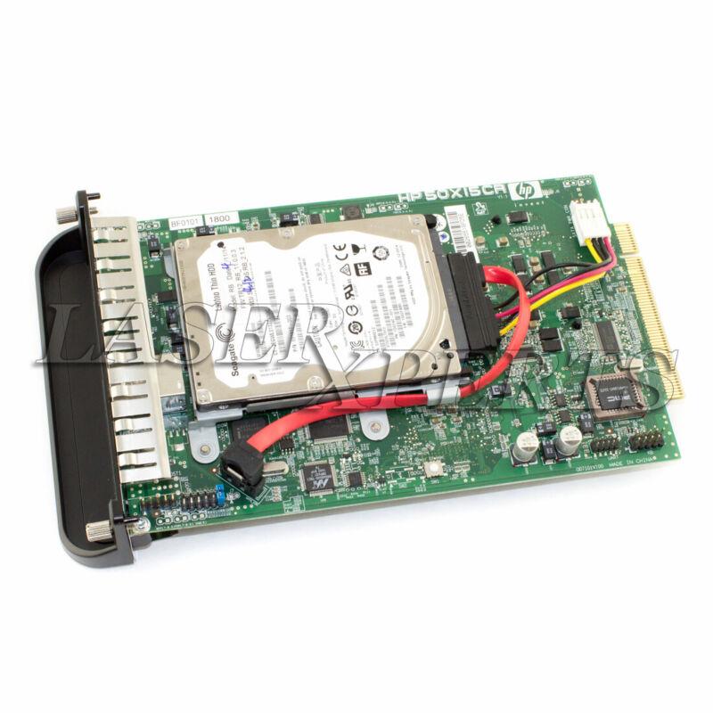 Q6718-60047 Formatter board w/ HDD - NIB - HP DJ Z3200 24