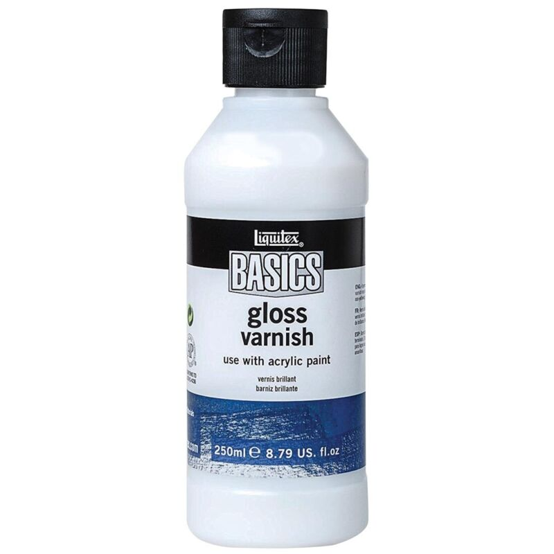 Liquitex Basics Gloss Varnish