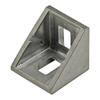 8020 Inc T-slot 2 Hole Corner Bracket 10 20 25 Series 14059 2 Pack N