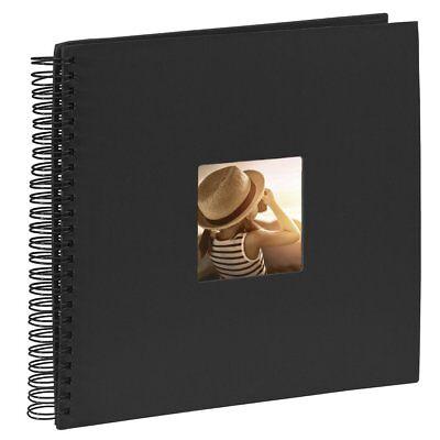 Album Fotografico a Spirale Hama Fine Art, 50 Pagine, 36 x 32 cm
