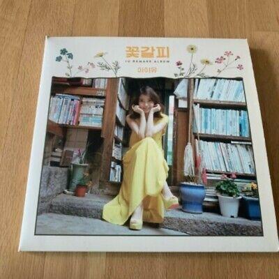 IU Lee Jieun Official Special Remake Album Limited LP Kpop Idol Uaena Flower