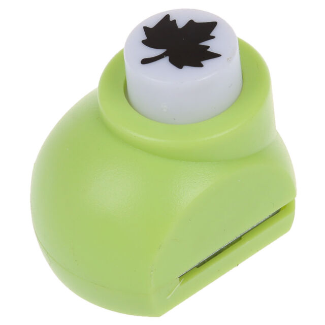 15mm Card Making Scrapbooking Craft Punch PaPer ShaPer - Maple Leaf HY