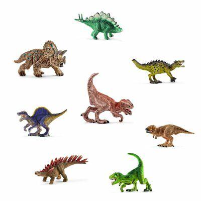 Schleich mini Dinosaurier zum Sammeln Spielfigur Urzeittiere Dino
