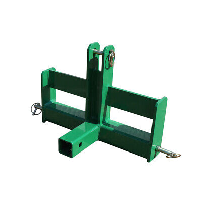 Green Suitcase Weight Drawbar - 2 Receiver - Category 0