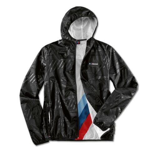 BMW M MOTORSPORT RAIN JACKET UNISEX BLACK - 80142461091-095