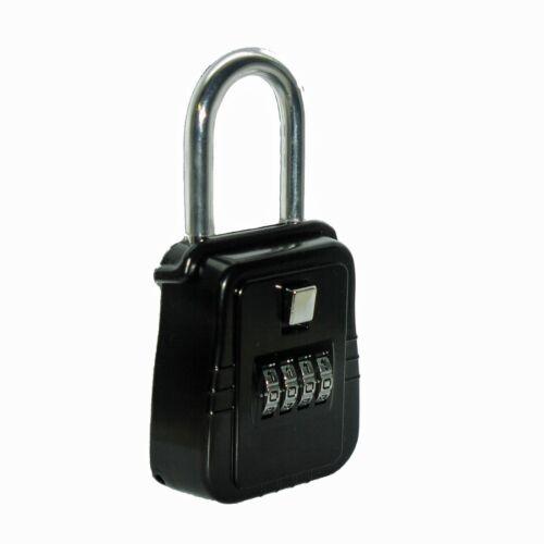 Key Lock Box for Municipality, School Systems - Door Hanger