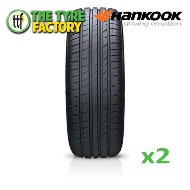 2x Hankook Ventus Prime 2 K115 215//40 R18 85V
