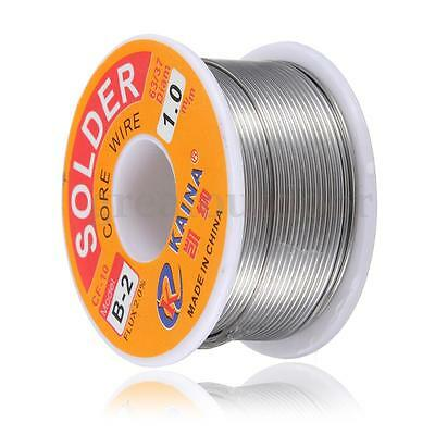 1mm Tin Lead Line 6337 Rosin Core Flux 2.0 Solder Welding Iron Wire Reel 100g
