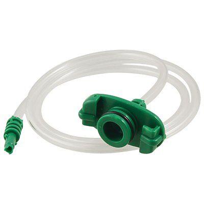 30cc-50cc Plastic Transparent Air Tubing Glue Dispenser Syringe Adapter
