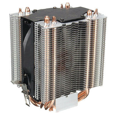 4 Heatpipe CPU Cooler Heat Sink for Intel LGA 1150 1151 1155 775 1156 AMD A2Z2