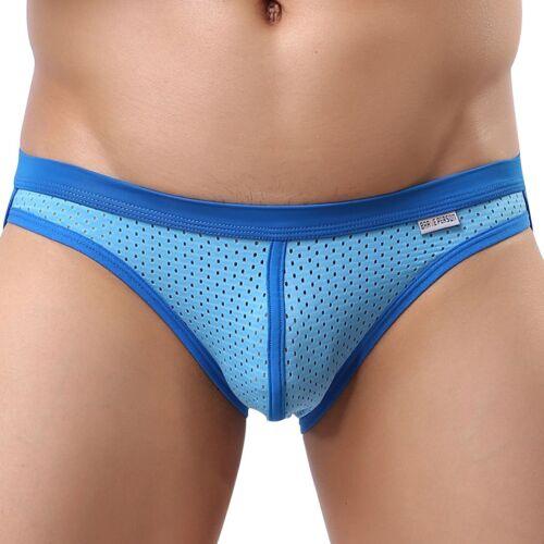 UK Men Bikini Swimwear Swimsuit Beachwear Underwear Smooth /& Thin Swim Briefs