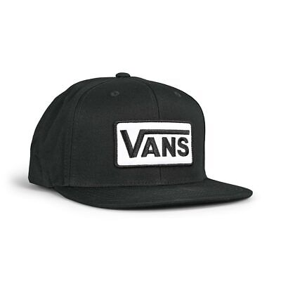 Vans Patch Snapback Hat - Black