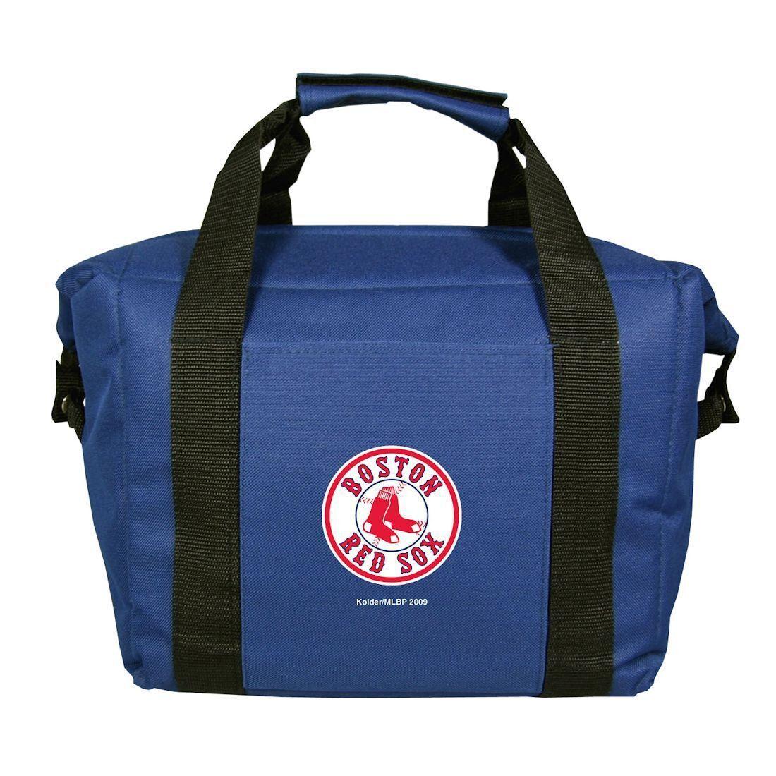 Boston Red Sox Kolder 12 Pack Cooler Bag  MLB Kooler Tailgat