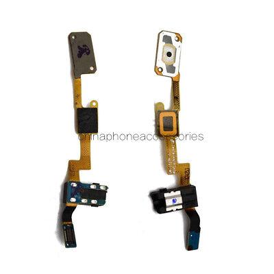 FIT For Samsung Galaxy J3 Emerge J327P J327V Home Button Audio Jack Flex -