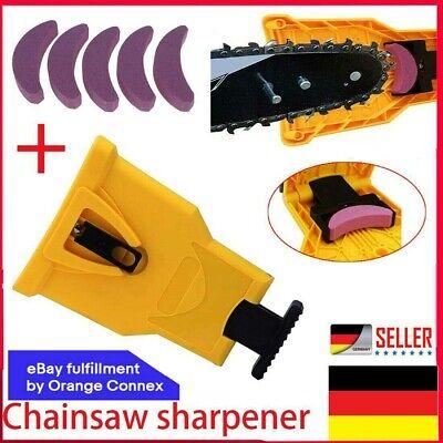 Kettensägen Schärfgerät Power Sharp-Kettensägen Kettenschärfen Für Kettensäge DE