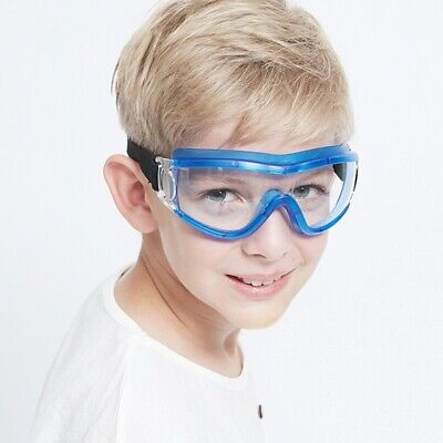Kids Safety Glasses Protective Eye Goggles Chemical Lab Anti Fog Spray Paint